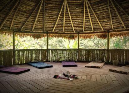 Ayahuasca Center- Maloka-ceremony-space