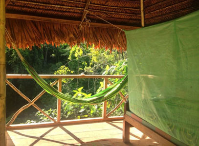 Ayahuasca Center's Private-Guest-House